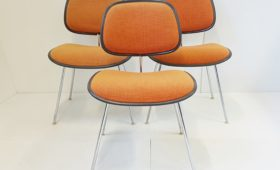 Charles & Ray Eames DCM Herman Miller
